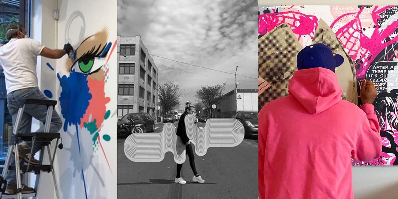 fun zone, joanne artman gallery, john crash matos, jenna krypell, marly mcfly, spring 2022, nyc