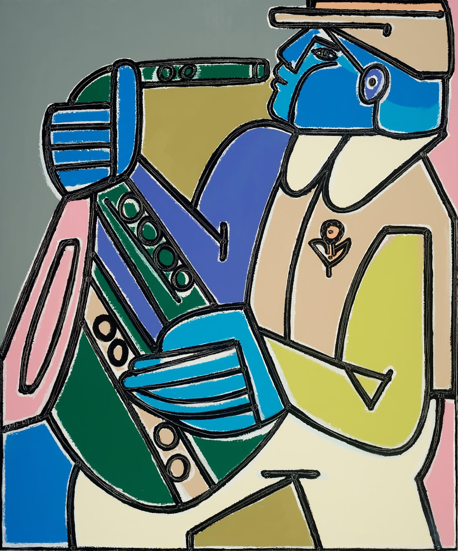 Baritone_Man_America_Martin_Oil__Acrylic_on_Canvas_48x40