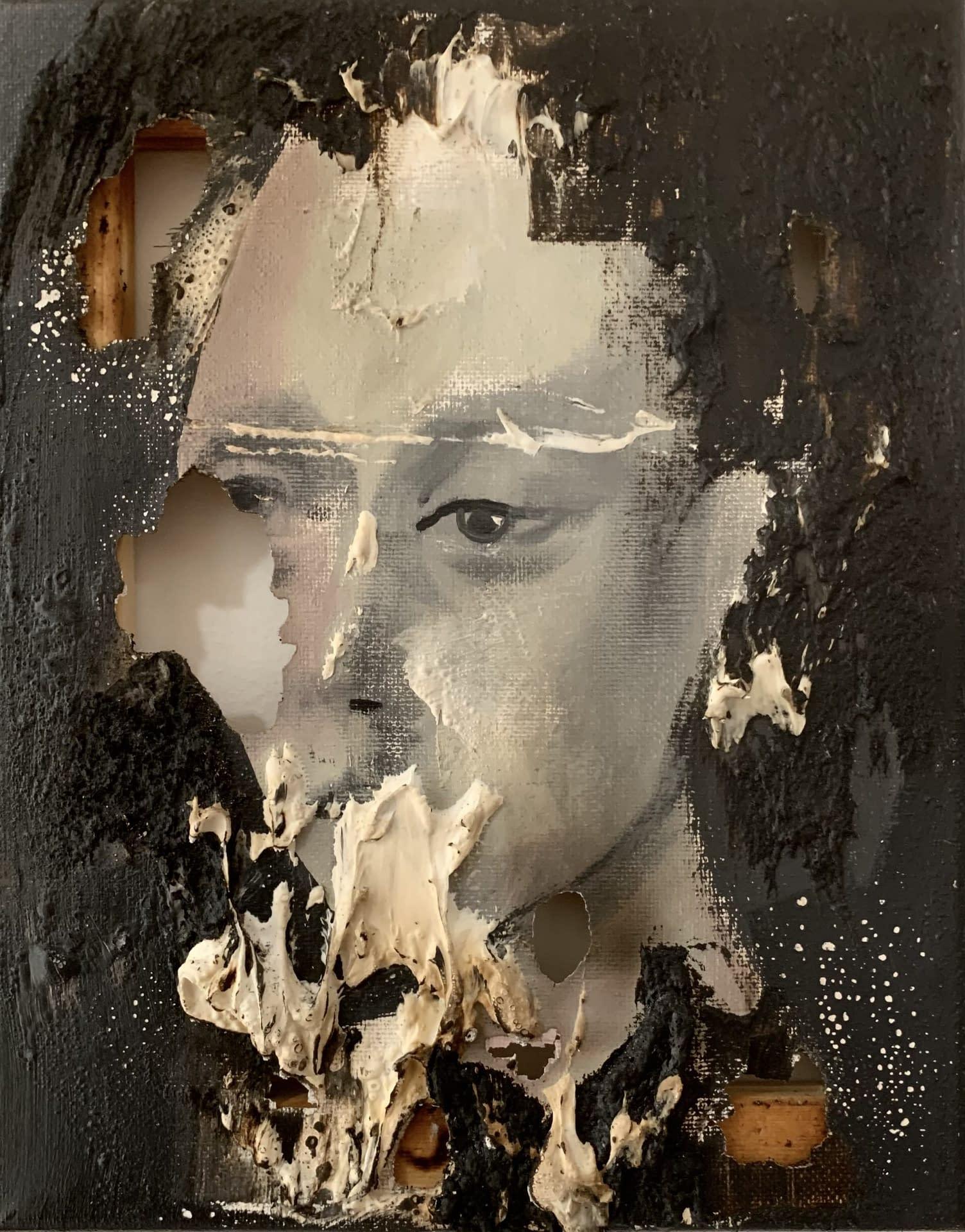 In_time_Martin_Adalian_acrylic_oil_tar_on_canvas_10_x_8