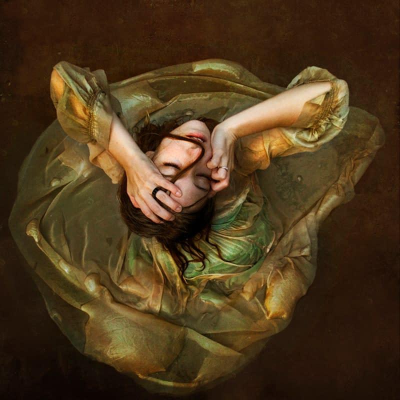 Sleepwalker Brooke Shaden at JoAnne Artman Gallery