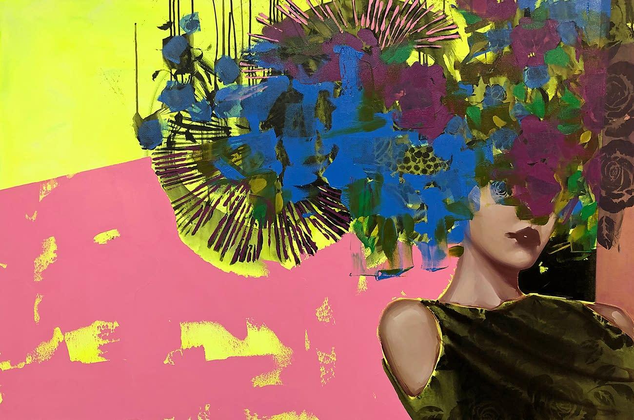 Violets_Are_Blue_anna_kincaide_oil_on_canvas_60_x_40