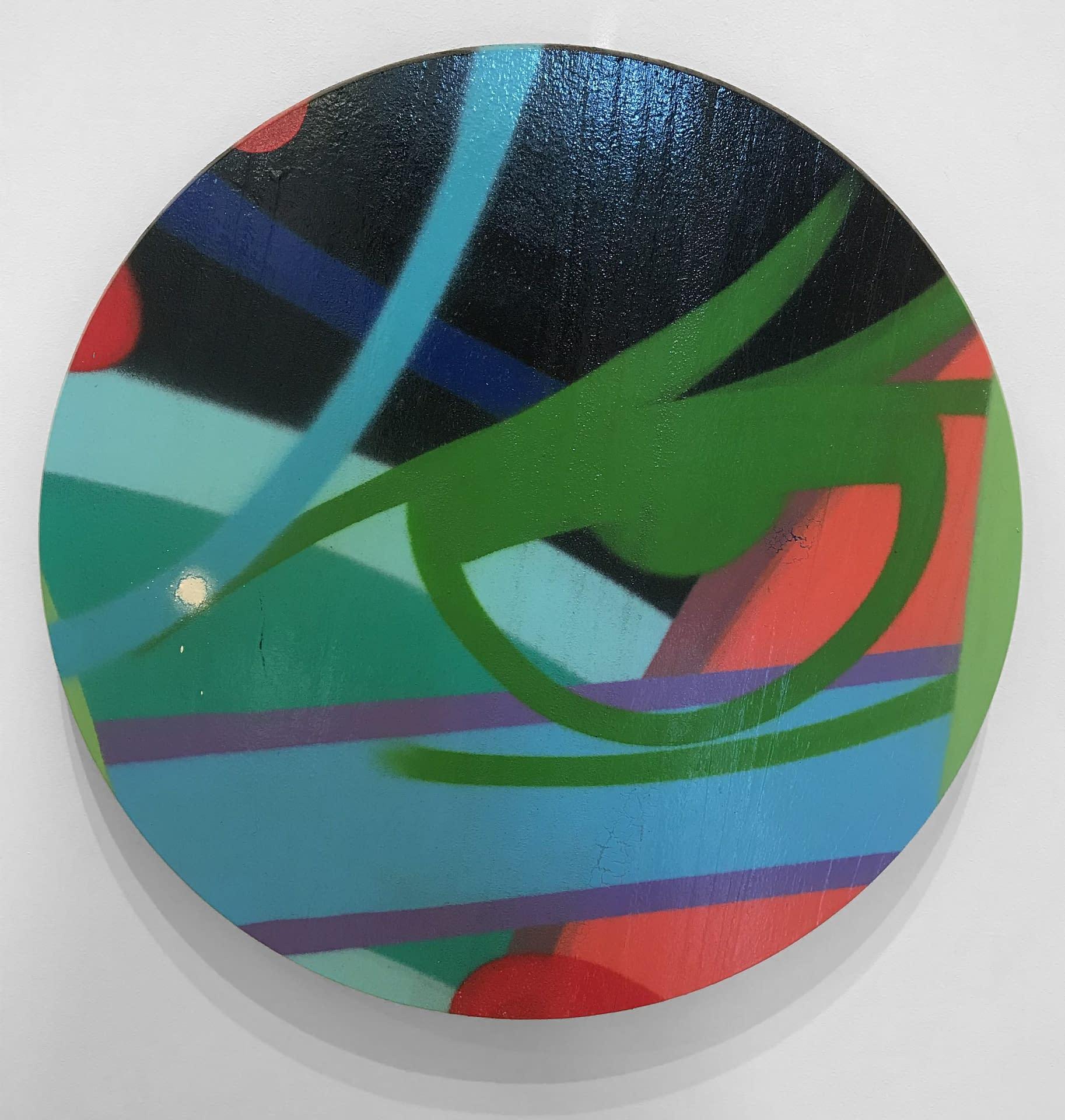 Untitled_6_Spray_Paint_on_Panel_18_x_18